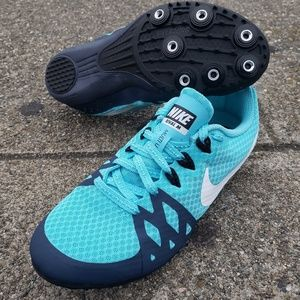 New Nike Women's Zoom Rival MD 8 Track Spikes